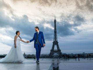 La boda de Jezabel y Rubén