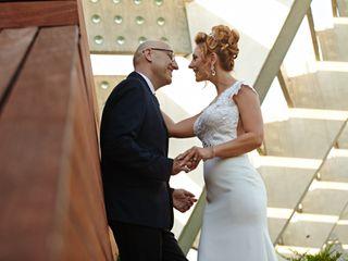 La boda de Lory y Óscar 2