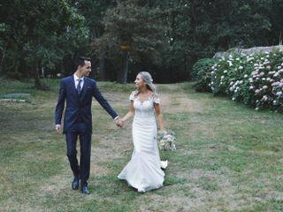 La boda de David  y Alejandra