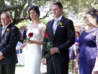 La boda de Bego y Salva