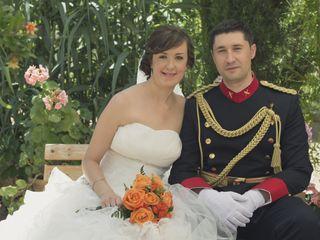 La boda de Rocío y Ismael