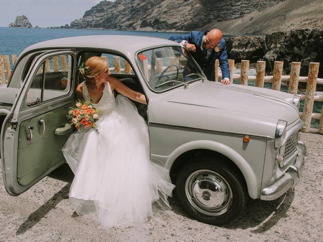 La boda de Rayco y Estibaliz en Frontera, Santa Cruz de Tenerife 1