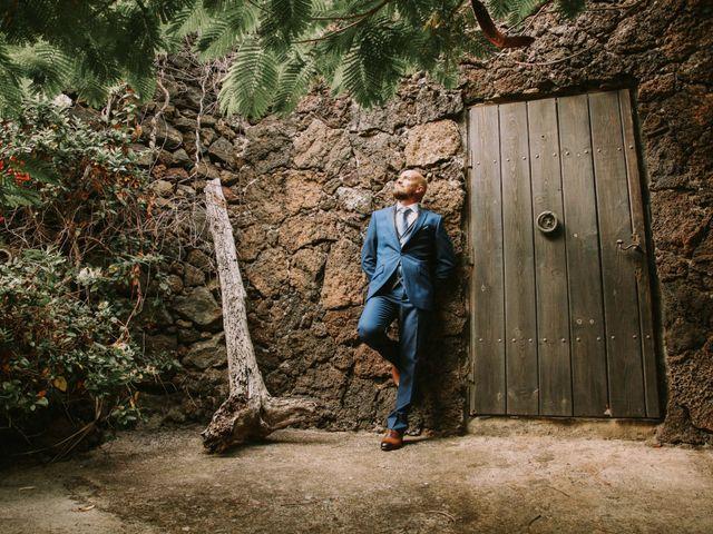 La boda de Rayco y Estibaliz en Frontera, Santa Cruz de Tenerife 3