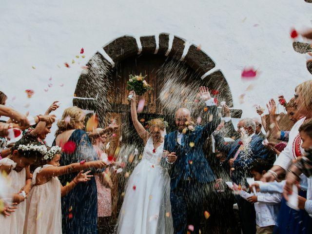 La boda de Rayco y Estibaliz en Frontera, Santa Cruz de Tenerife 2
