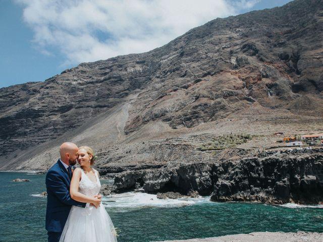 La boda de Rayco y Estibaliz en Frontera, Santa Cruz de Tenerife 4