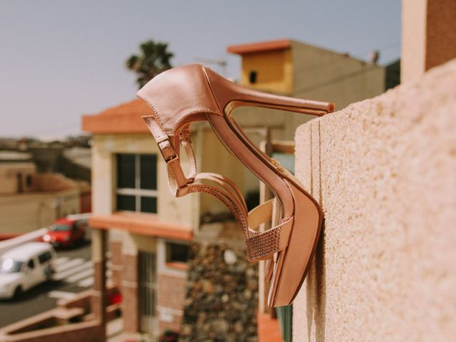 La boda de Rayco y Estibaliz en Frontera, Santa Cruz de Tenerife 9