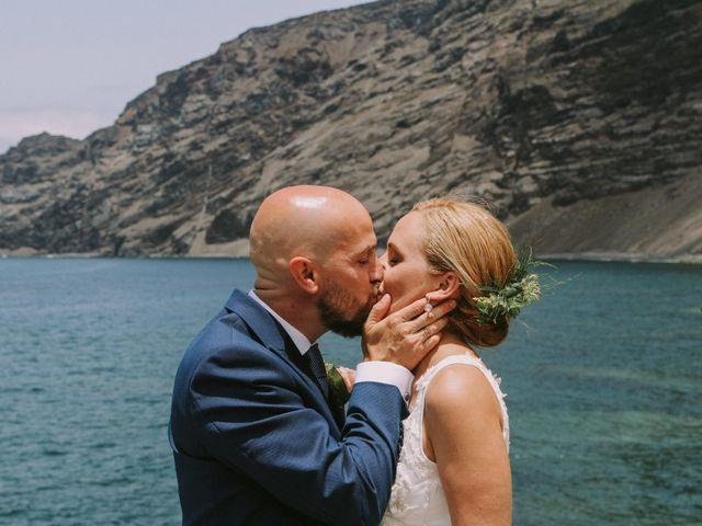 La boda de Rayco y Estibaliz en Frontera, Santa Cruz de Tenerife 17