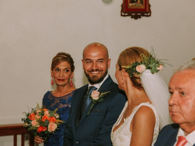 La boda de Rayco y Estibaliz en Frontera, Santa Cruz de Tenerife 26