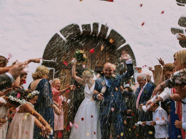 La boda de Rayco y Estibaliz en Frontera, Santa Cruz de Tenerife 27