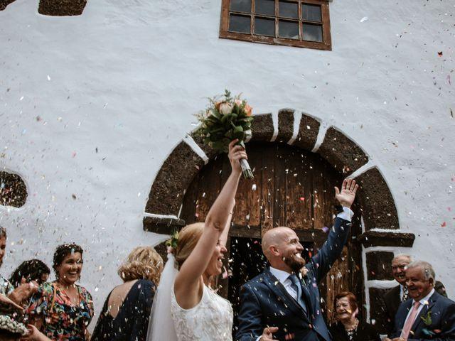 La boda de Rayco y Estibaliz en Frontera, Santa Cruz de Tenerife 28