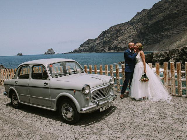 La boda de Rayco y Estibaliz en Frontera, Santa Cruz de Tenerife 29