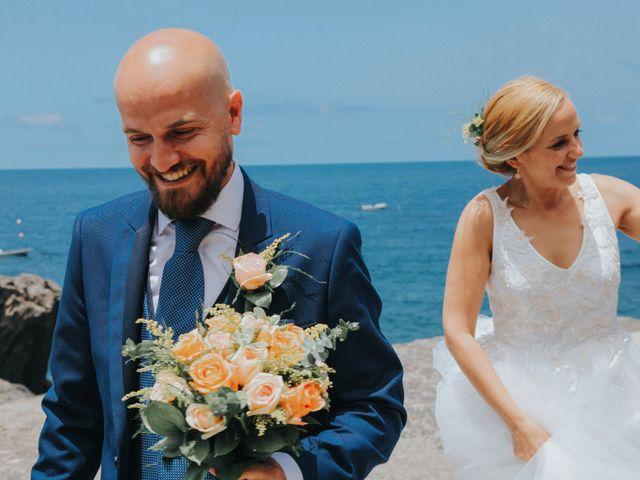 La boda de Rayco y Estibaliz en Frontera, Santa Cruz de Tenerife 30