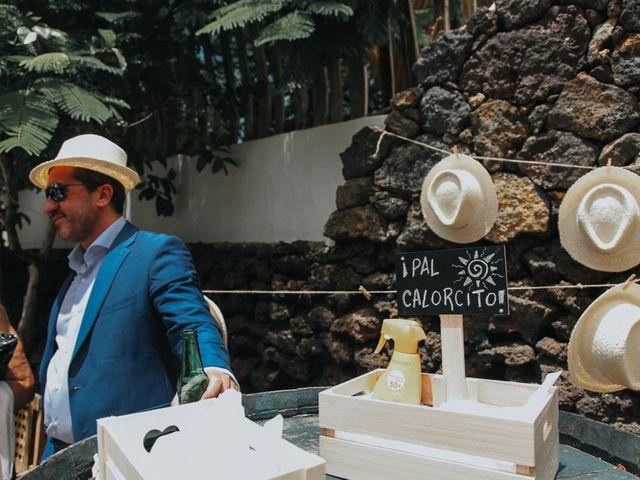 La boda de Rayco y Estibaliz en Frontera, Santa Cruz de Tenerife 31