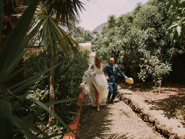 La boda de Rayco y Estibaliz en Frontera, Santa Cruz de Tenerife 33