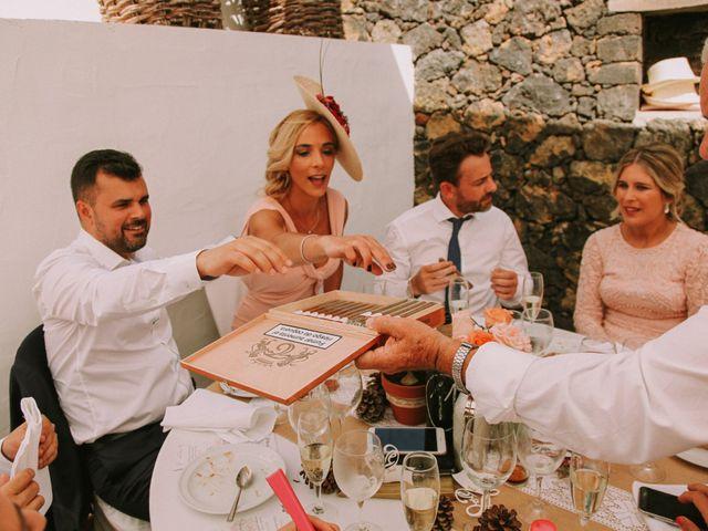 La boda de Rayco y Estibaliz en Frontera, Santa Cruz de Tenerife 36