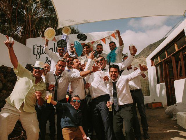 La boda de Rayco y Estibaliz en Frontera, Santa Cruz de Tenerife 39