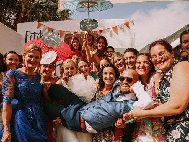 La boda de Rayco y Estibaliz en Frontera, Santa Cruz de Tenerife 40