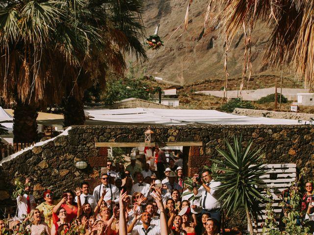 La boda de Rayco y Estibaliz en Frontera, Santa Cruz de Tenerife 41