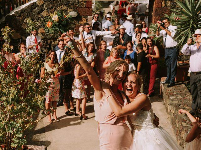 La boda de Rayco y Estibaliz en Frontera, Santa Cruz de Tenerife 42