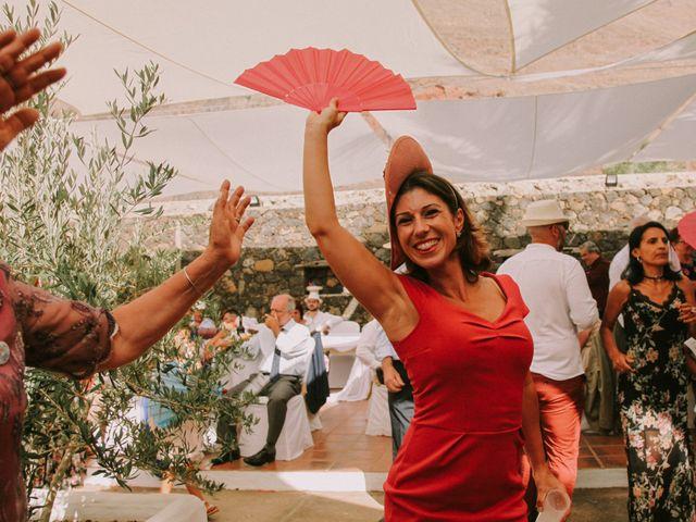 La boda de Rayco y Estibaliz en Frontera, Santa Cruz de Tenerife 43