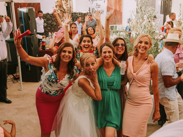 La boda de Rayco y Estibaliz en Frontera, Santa Cruz de Tenerife 44