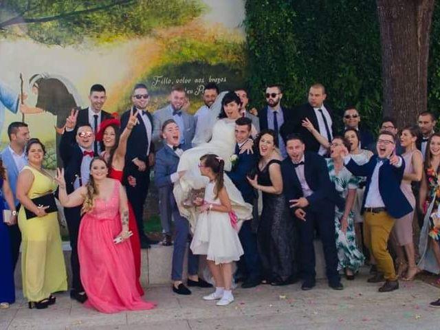 La boda de Kevin y Jessica en Carballo, Asturias 2