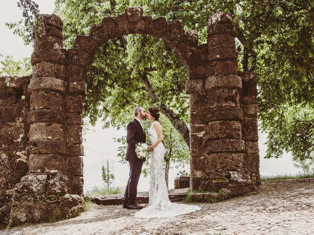 La boda de Raúl y Mabel en Almonaster La Real, Huelva 9