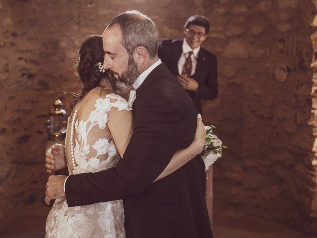 La boda de Raúl y Mabel en Almonaster La Real, Huelva 14