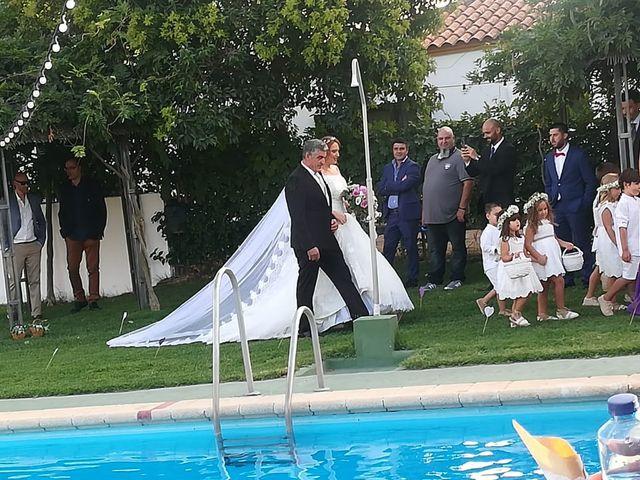 La boda de Carlos y Sarai en Zafra, Badajoz 1