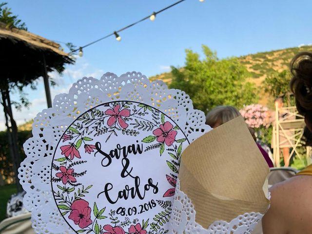 La boda de Carlos y Sarai en Zafra, Badajoz 4