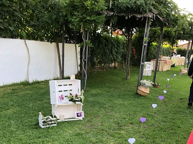 La boda de Carlos y Sarai en Zafra, Badajoz 7