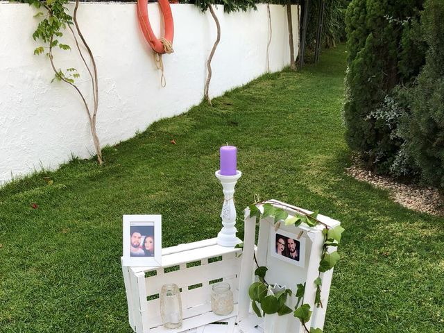 La boda de Carlos y Sarai en Zafra, Badajoz 8