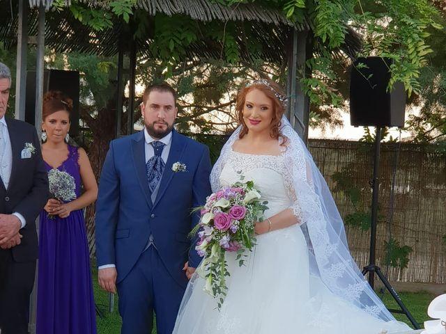 La boda de Carlos y Sarai en Zafra, Badajoz 11