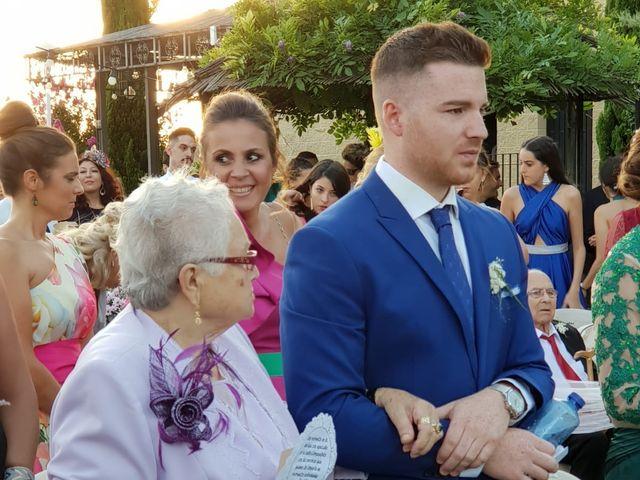 La boda de Carlos y Sarai en Zafra, Badajoz 12