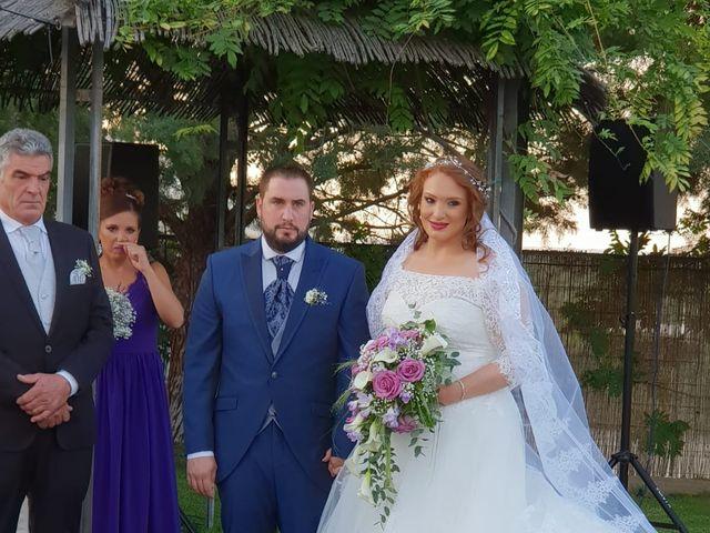 La boda de Carlos y Sarai en Zafra, Badajoz 13