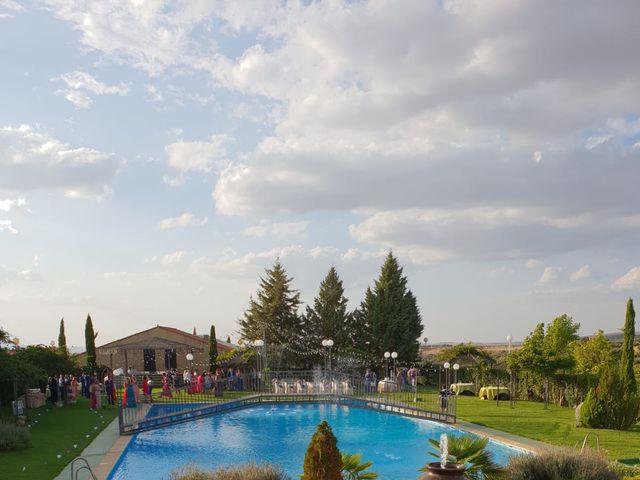 La boda de Carlos y Sarai en Zafra, Badajoz 14