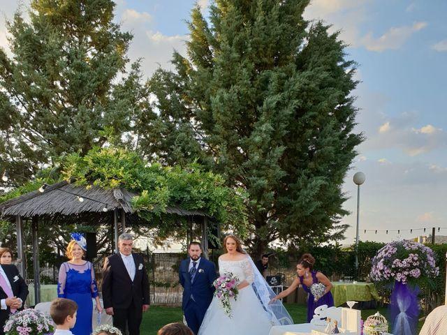 La boda de Carlos y Sarai en Zafra, Badajoz 15