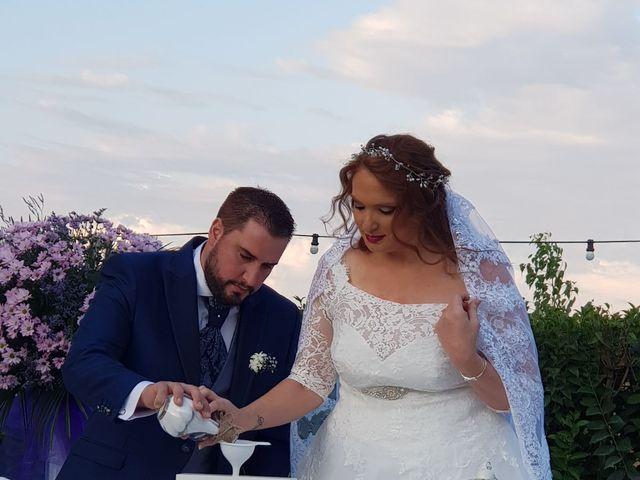 La boda de Carlos y Sarai en Zafra, Badajoz 17