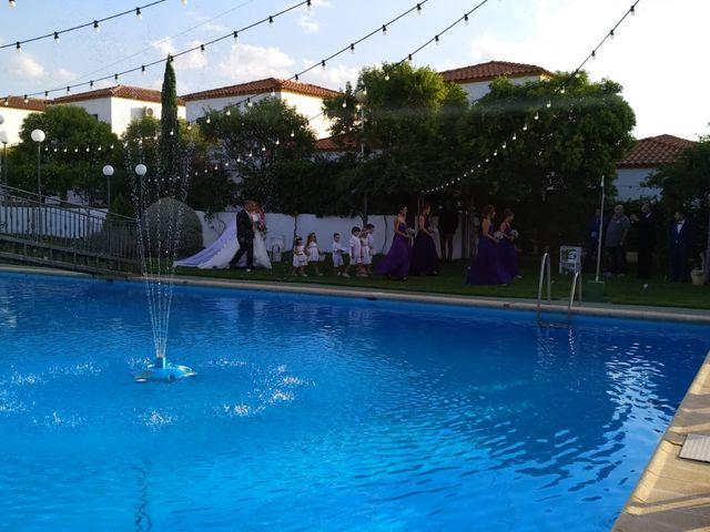 La boda de Carlos y Sarai en Zafra, Badajoz 2