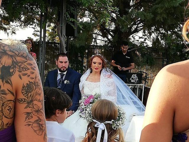 La boda de Carlos y Sarai en Zafra, Badajoz 18