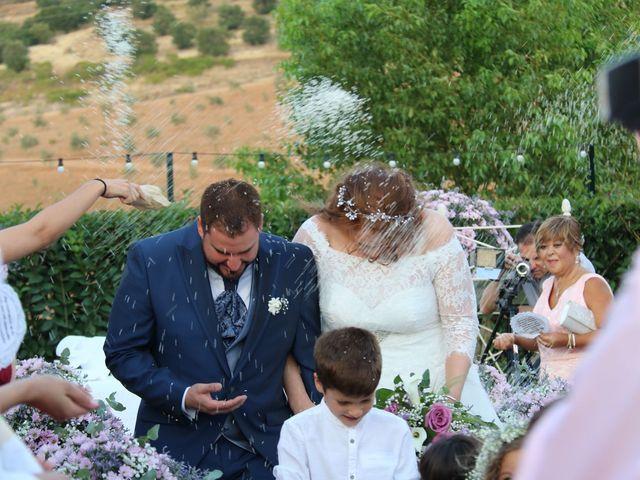 La boda de Carlos y Sarai en Zafra, Badajoz 24