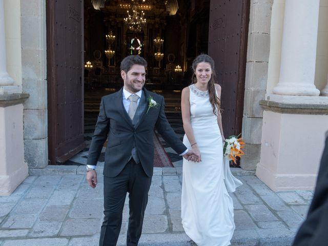La boda de Viky y Edu