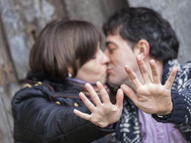 La boda de Oscar y Cristina en Santa Gadea Del Cid, Burgos 2