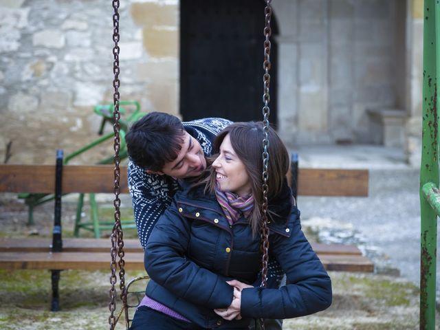 La boda de Oscar y Cristina en Santa Gadea Del Cid, Burgos 5