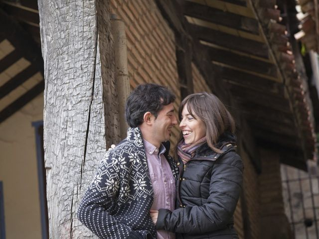 La boda de Oscar y Cristina en Santa Gadea Del Cid, Burgos 8