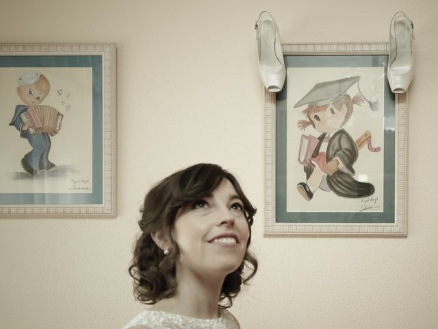 La boda de Oscar y Cristina en Santa Gadea Del Cid, Burgos 35