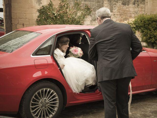 La boda de Oscar y Cristina en Santa Gadea Del Cid, Burgos 44