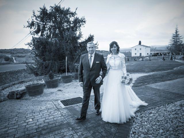La boda de Oscar y Cristina en Santa Gadea Del Cid, Burgos 47