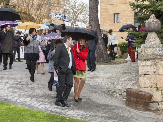 La boda de Oscar y Cristina en Santa Gadea Del Cid, Burgos 50