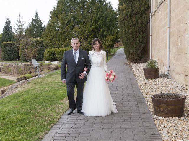 La boda de Oscar y Cristina en Santa Gadea Del Cid, Burgos 58